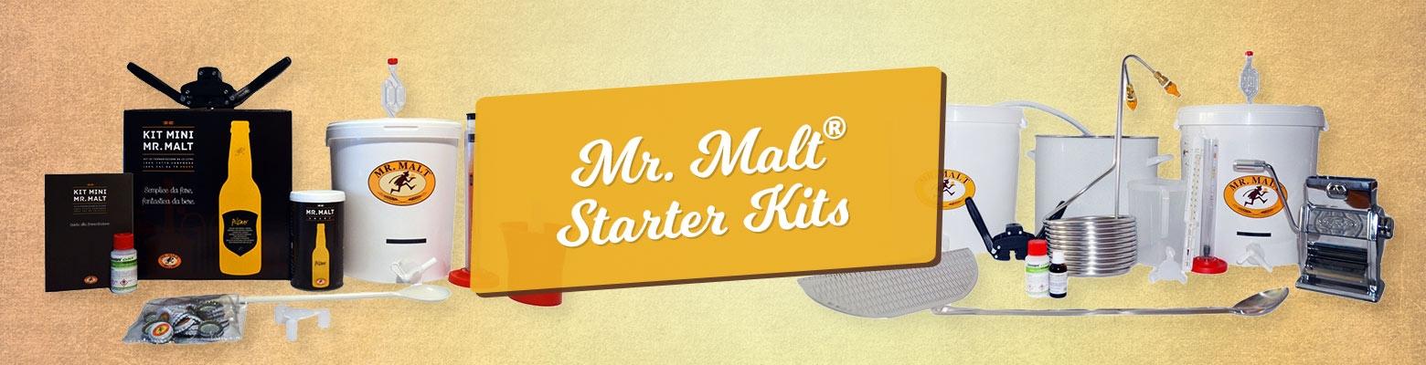 Mr.Malt® Starter Kits