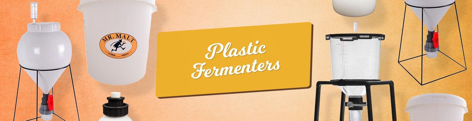 Plastic Fermenters